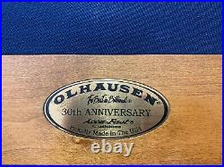Olhausen Pool Table, 8, 30th Anniversary Edition