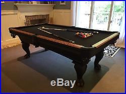 Billiards Tables Portland - Blackhawk pool table