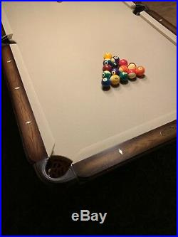 Olhausen Santa Ana 7 Pool Table. NO SHIPPING, PICKUP IN LAS VEGAS NV