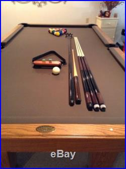 Olhausen pool table slate (Price reduced)