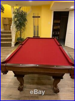 Olhausen pool tables for sale