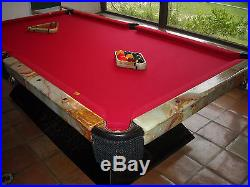 Only Onyx Custom built Pool Tables selling on eBay