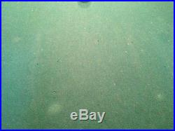 PETER VITALIE Pool / Billard Slate Table 110 x 60 with Accessories