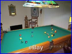 Pool Table Amf 8ft. Slate