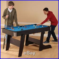 POOL TABLE BRAND NEW Viper Space Saver 5' Fold Up Table