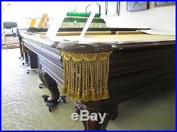 Porter & Sons Wren Pool Table Oversized 8 Ft