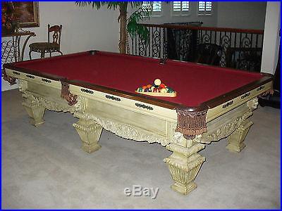 Peter Vitalie Lord Nelson Billard Table set
