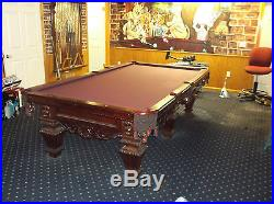 Peter Vitalie Lord Nelson Pool Table 9FT