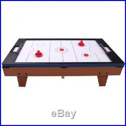 Ping Pong Air Hockey Billiard 3 In 1 Multifunctional Pool Table Indoor Fun Game