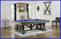 Playcraft Cross Creek 7' Slate Pool Table