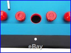 Playcraft Hartford Slate Black Bumper Pool Table