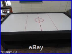 Pool & Air Hockey Game Table (36322-001 PB)