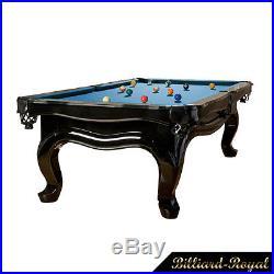 Pool Billardtisch Modell Piano 9 ft