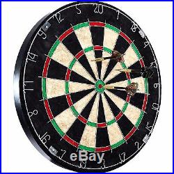 Pool Billiard Table With Accessories 84 Inch Heavy Duty Dartboard Set Game