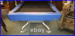 Pool Table 7' Brunswick Billiards Apollo The Game Room Store Nj 07004 Dealer