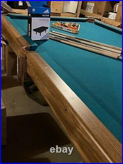 Pool Table. 7 Ft Brunswick With Everything You Need