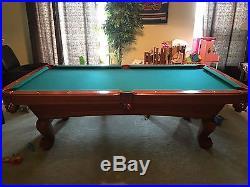Pool Table 8