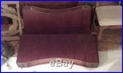 Pool Table 8 foot Diamond Professional Slate table with Cue Rack