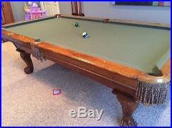 Pool Table 8ft Kasson
