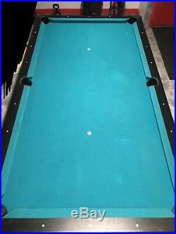 Pool Table, 8ft. Slate