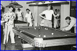 Pool Table 9' Gold Crown II Vintage Brunswick The Game Room Store Nj 08742