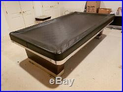 Pool Table 9 Professional Windsor Great Condition Vintage