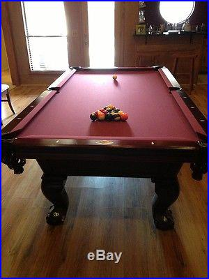 Pool Table, Billiards Sticks, Ping Pong Topper, Chairs & Table Game Rooms Set