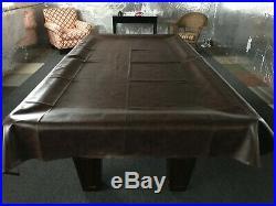 Pool Table Brunswick Contender