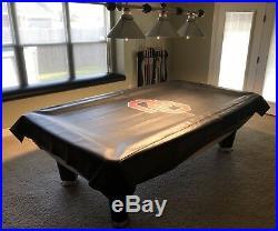 Pool Table Brunswick Metro Centennial Package