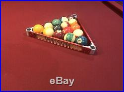 Pool Table Diamond Billiards 9 Single Piece Slate Paragon