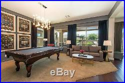 Pool Table MADE IN THE USA by Buckhorn Billiards