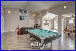 Pool Table Olio (Price negotiable)