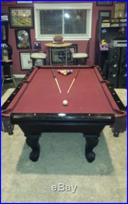 Pool Table Princeton 4x8