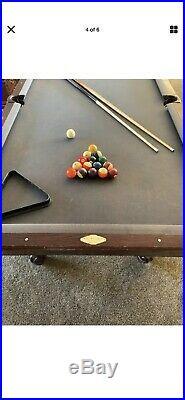 Pool Table Used