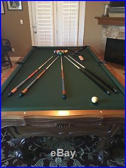 Pool Table Vintage Brunswick
