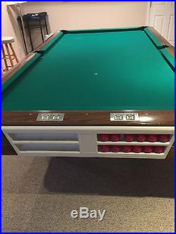 Pool Table complete package