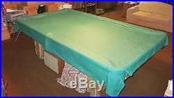 Pool Table, full size, by National Billiard MFG