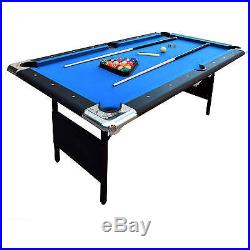 Pool Tables 6 Foot Outdoor Standard Portable Indoor Fairmont Home Hathaway New