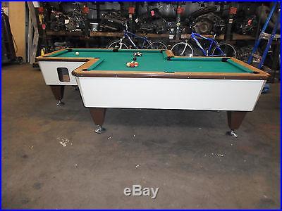 Pool and Billiard Table (10 Pocket)