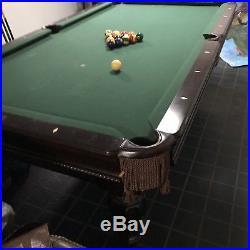 Pool table felt 8ft