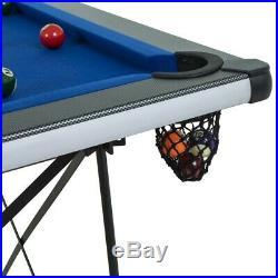 Pop up Folding 6' Pool Table