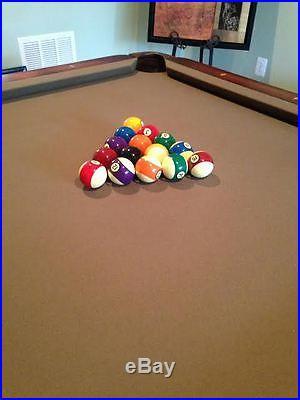 Presidential Billiards 8' Pool Table