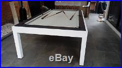 Professional Pool Table, Dining Table