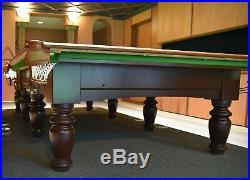 Professional Unique Custom Russian Pyramid Billiard 12' by 6