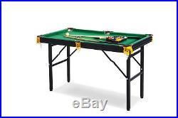 RACK Leo 4-Foot Folding Billiard/Pool Table
