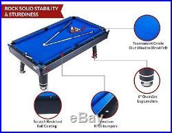 RACK Orion 8-Foot Billiard/Pool Table