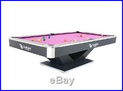 RASSON Victory II 9ft! The NEW Best billiard table in the world