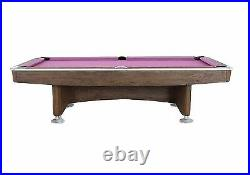 Rasson Pool Table 9' Pro Challenger Commercial-Quality with FREE Shipping