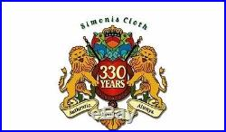 SIMONIS 760 Cloth 7' Set STANDARD GREEN Pool Table Cloth $25 Value added