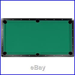 Saturn II Billiards Cloth Stretching Capability Pool Table Felt Green 7 Feet NEW